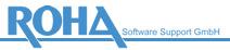 Logo ROHA | SOB Partner